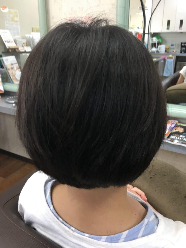 髪型 女の子 くせ毛 小学生